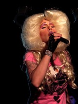 LEANNE GODBEE - Savannah's favorite leading man Christopher Blair reprises his role as Hedwig.