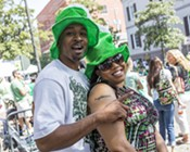 #SavStPats: The Best of St. Patrick's Day 2015