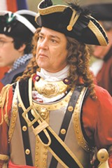 Scott Hodges as James Oglethorpe