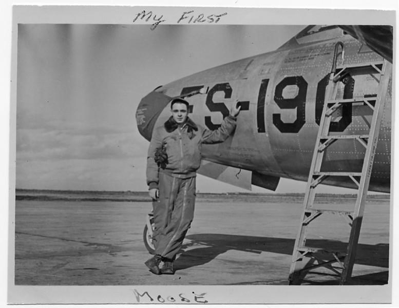 Sgt. Jim Moody, Korea, circa 1950