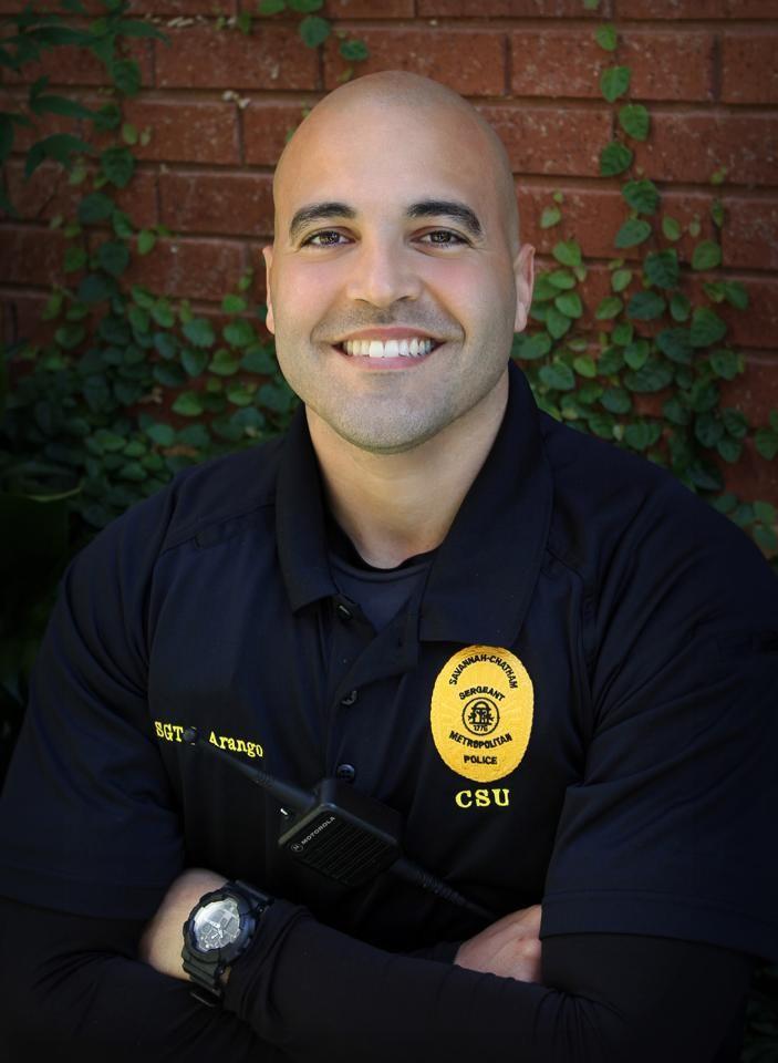 "Sgt. Octavio ""Mike"" Arango"
