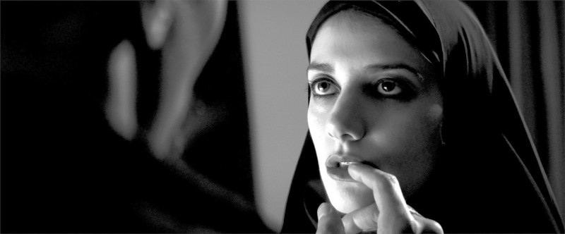 Sheila Vand (Argo) stars as Amirpour's vampire, known only as The Girl.