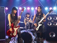 Shonen Knife just wants to make people happy