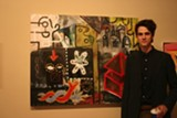 Sicky Nar Nar artist John Zimmerman and his work