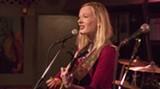 Singer/songwriter Lauren Lapointe heads a holiday folk-fest Dec. 17 at the Sentient Bean.