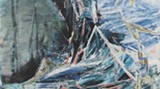 Solo show by Lacy Barger is at Fahm Hall Gallery