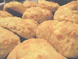 LEE FUTCH - Some cheese biscuits