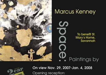 SpacePaintings by Marcus Kenney and Zechariah Vincent