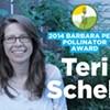 Teri Schell honored by Georgia Organics