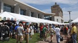 The 2010 Savannah Craft Brew Fest takes place Sept. 3 and 4