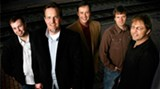 The Boxcars, from left: Nixon, Steffey, Bowman, Garrett and Stewart