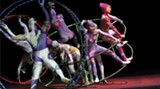 The Chinese Golden Dragon Acrobats