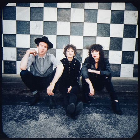The core members of Those Darlins are Linwood Regensburg, Jessi Zazu (Darlin), and Nikki Kvarnes (Darlin)