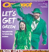 JABBERPICS.COM - The naughty duo on the cover this week is Jessica Schwartz and Stephen King