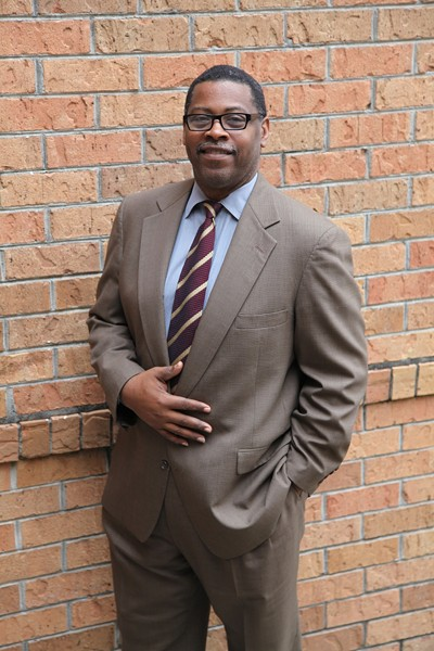 """The """"new"""" Reginald Franklin is a happy, healthy dad and community leader."""
