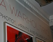 Warhol Opening @ SCAD Museum