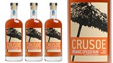 The spiced rum category is growing more crowded every day, but Crusoe Spiced Rum is a cut above the competition