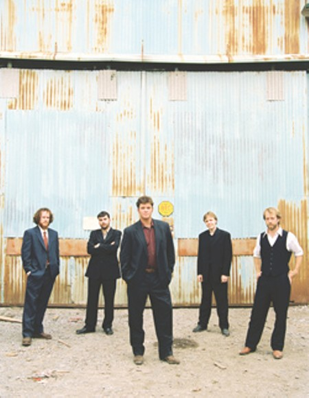 The Steep Canyon Rangers