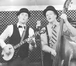 The Two-Man Gentlemen Band