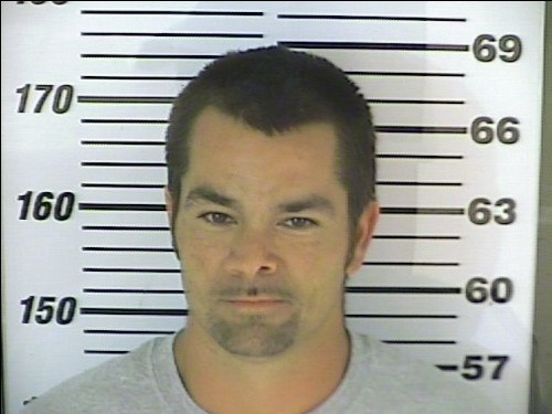 Thomas Basham, purported head of a Bryan County meth organization