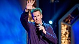 Tickets go on sale March 2 for comedian Brian Regan's May 4 Johnny Mercer show
