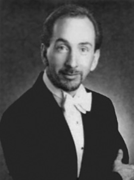 Timothy Hall is guest conductor