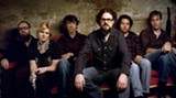 Truckin': Patterson Hood is the guy in the front, wearing glasses