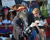 Tybee Island Pirate Fest  2010