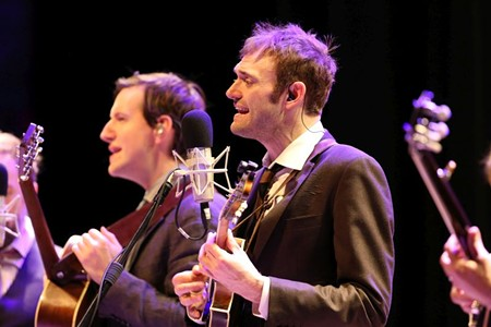 The Punch Brothers - PHOTO COURTESY OF SAVANNAH MUSIC FESTIVAL, BY ELIZABETH LEITZELL
