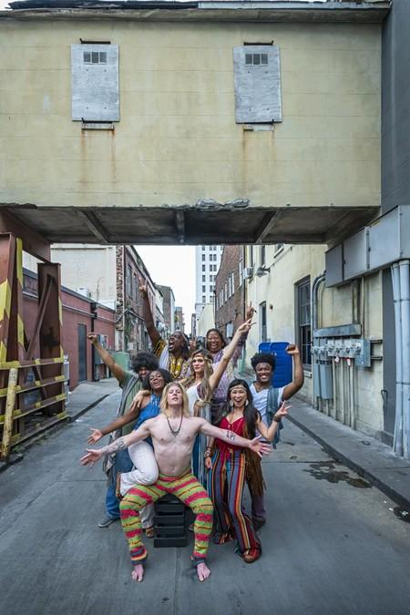Top row: Romero Rivers, Teresa-Michelle Walker; Middle row: Thomas Houston, LaDonna Watts, April Aguilera, Jarrett Parker; Bottom row: - Christopher Stanley, Cecilia Tran Arango - PHOTO BY GEOFF L. JOHNSON
