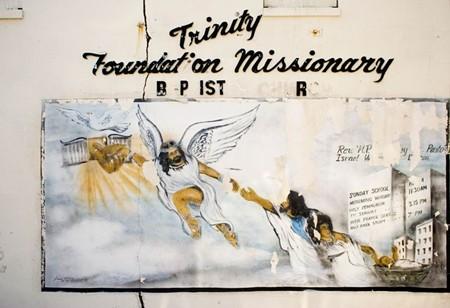 Trinity Missionary Side.