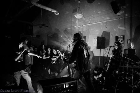Vacant Flesh. Photo credit: Laura Pleasants.
