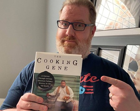 Kevin Lawver recommends The Cooking Gene, A Journey Through African American Culinary History in the Old South by Michael Twitty