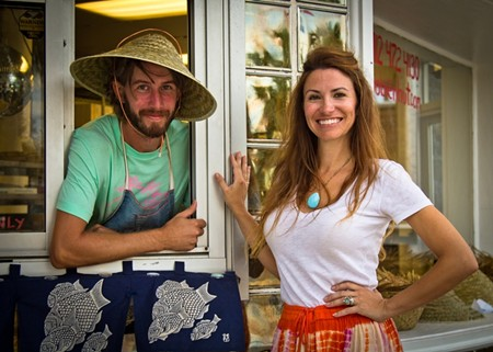 Kurtis and Sarah Schumm have finally realized their Asian fusion dream with banh mi sandwiches, miso brown butter fried rice, housemade pho and more. - JON WAITS/JWAITSPHOTO
