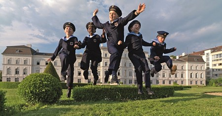 Vienna Boys Choir are back this October