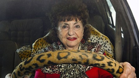 Meet Big Sonia, a Holocaust survivor and diva exploring her past.