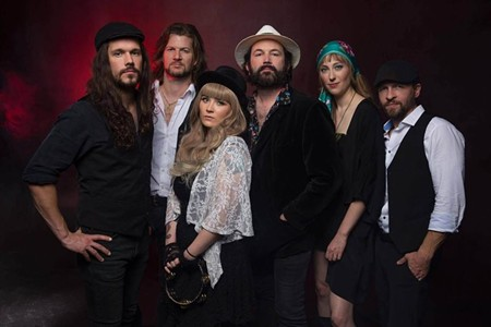 Hear a Landslide of hits with Rumors: A Fleetwood Mac Tribute.