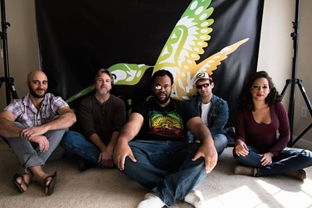 Raynbird offers local reggae vibes.