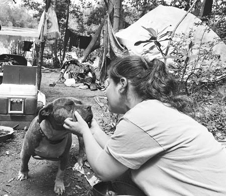 PHOTO COURTESY COASTAL PET RESCUE/JULIA SCHAAF