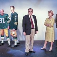 <i>Lombardi</i> brings storied coach's story to the stage