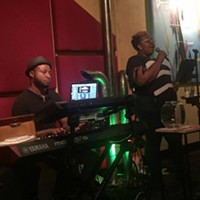 Love Jones @Jazz'd Tapas Bar