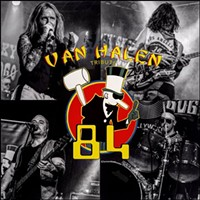 84: A Tribute to Van Halen @Coach's Corner