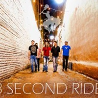 8 Second Ride @Barrelhouse South