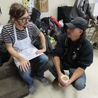 Emmaus House serves a daily Feast of Love to the homeless and hungry