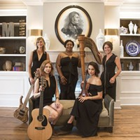 Celebrating pacesetters with a night of music