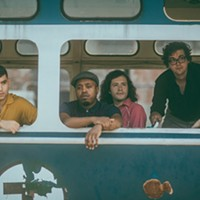 Savannah Stopover:  Durand Jones and the Indications