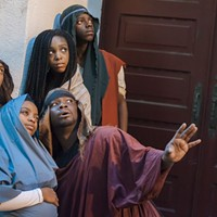 Performing Arts Collective's 'Black Nativity' stays true to the tale