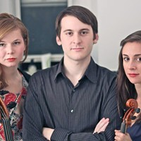 Anderson Hill Trio: Home for the Holidays