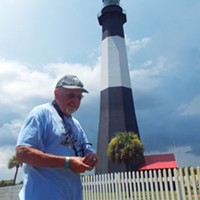 Bill Fulton: 'Lighthouse tourist'