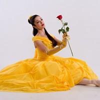 Beauty & The Beast, in dance
